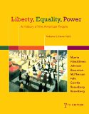 Liberty, Equality, Power: A History of the American People: Since 1863  2015 edition cover