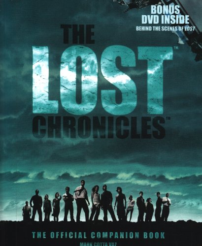 Lost Chronicles The Official Companion Book N/A 9781401308155 Front Cover