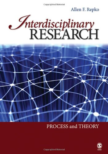 Interdisciplinary Research Process and Theory  2008 edition cover