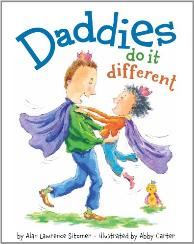 Daddies Do It Different   2012 edition cover