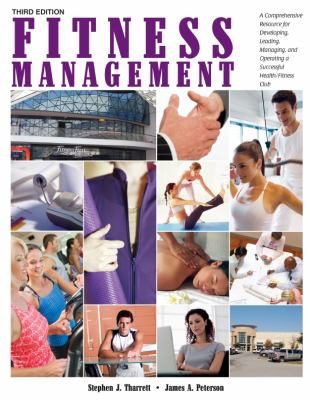 Fitness Management (Third Edition) 3rd 2012 9781606792155 Front Cover
