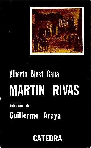 Martin Rivas 1st 2004 edition cover
