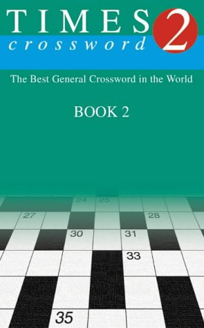 """The """"Times"""" 2 Crossword N/A edition cover"""