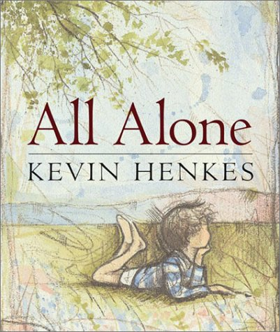 All Alone  N/A 9780060541156 Front Cover