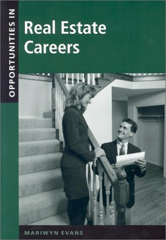 Opportunities in Real Estate Careers  2nd 2002 (Revised) 9780071387156 Front Cover