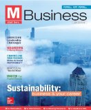 M: Business:   2014 9780078023156 Front Cover