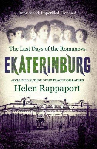 Ekaterinburg N/A edition cover