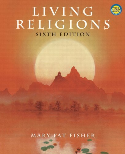 Living Religions  6th 2006 (Revised) edition cover