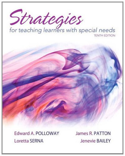 Strategies for Teaching Learners with Special Needs  10th 2013 (Revised) edition cover