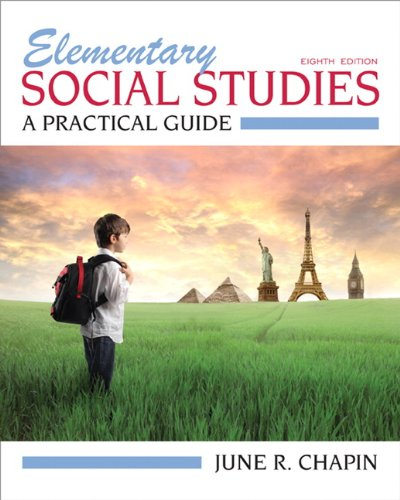 Elementary Social Studies A Practical Guide 8th 2013 (Revised) edition cover