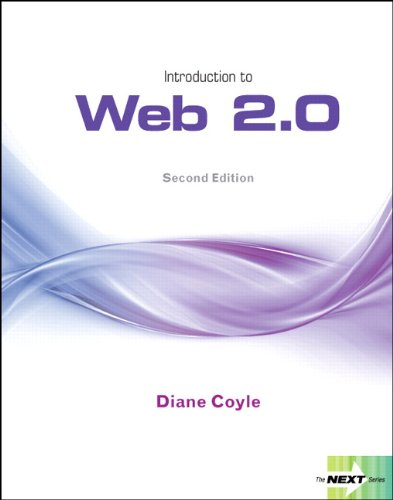 Introduction to Web 2. 0  2nd 2012 (Revised) 9780132840156 Front Cover