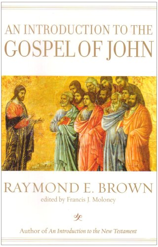 Introduction to the Gospel of John   2003 edition cover