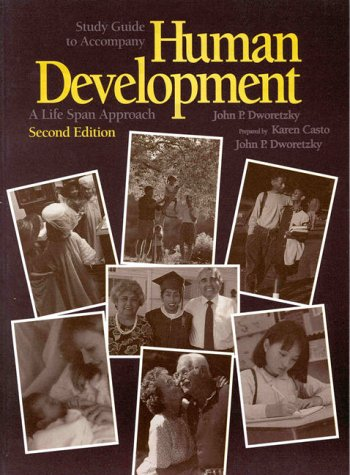 Human Development 2nd (Student Manual, Study Guide, etc.) 9780314068156 Front Cover