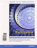 Prealgebra  4th 2013 9780321828156 Front Cover