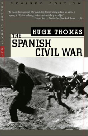 Spanish Civil War   2001 (Revised) edition cover