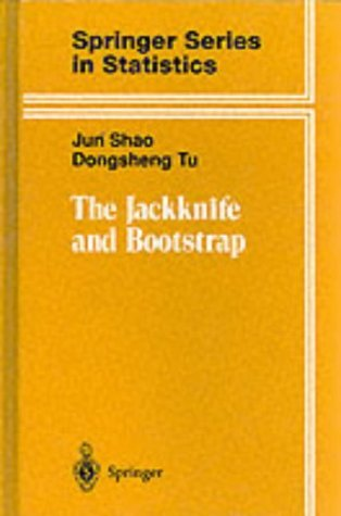 Jackknife and Bootstrap   1995 edition cover