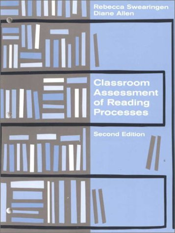 Classroom Assessment of Reading Processes  2nd 2000 edition cover