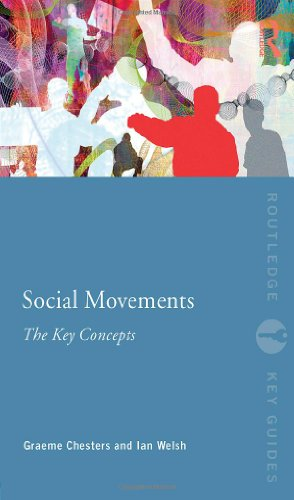 Social Movements The Key Concepts  2011 9780415431156 Front Cover