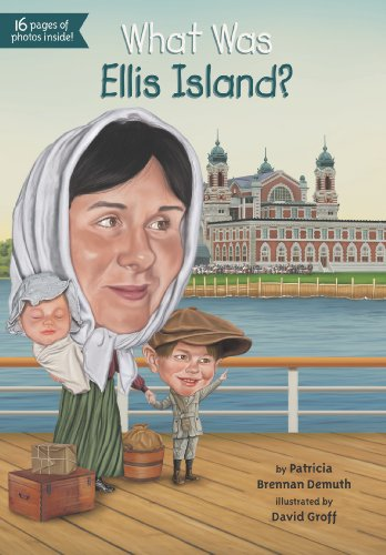 What Was Ellis Island?  N/A edition cover