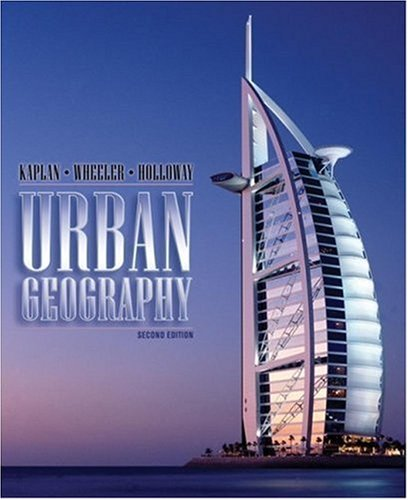 Urban Geography  2nd 2008 edition cover