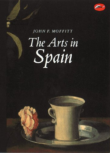 Arts in Spain   1999 9780500203156 Front Cover