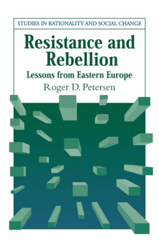 Resistance and Rebellion Lessons from Eastern Europe N/A 9780521035156 Front Cover