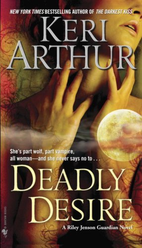 Deadly Desire   2009 9780553591156 Front Cover