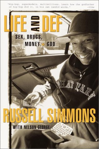 Life and Def Sex, Drugs, Money, and God  2001 edition cover