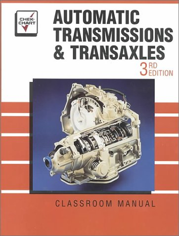 Automatic Transmissions and Transaxles  3rd 1997 (Revised) 9780671570156 Front Cover