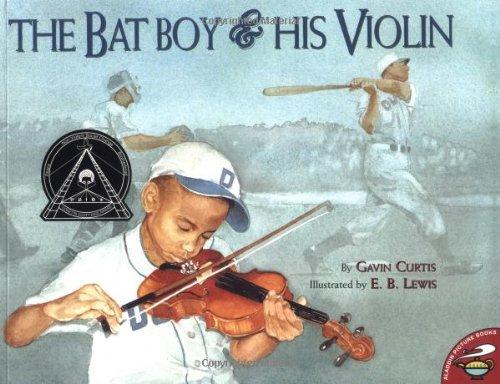Bat Boy and His Violin   2001 edition cover