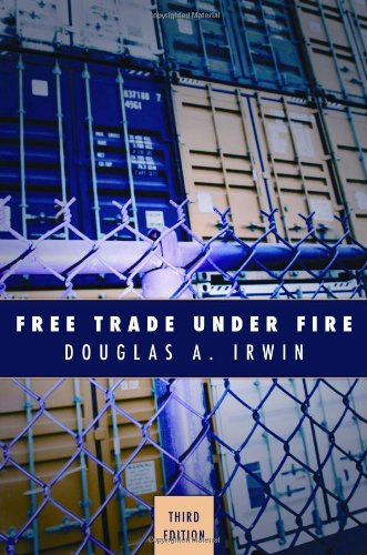 Free Trade under Fire  3rd 2009 (Revised) edition cover