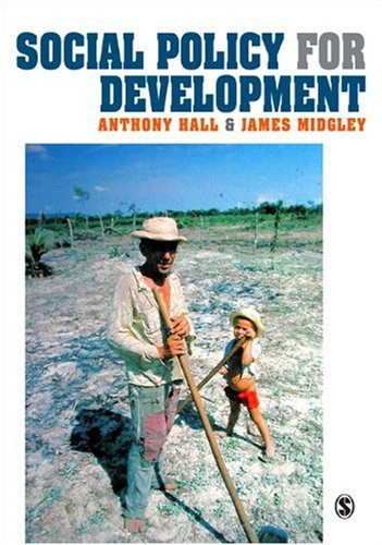 Social Policy for Development   2004 9780761967156 Front Cover