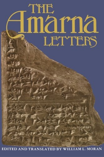 Amarna Letters   1992 edition cover