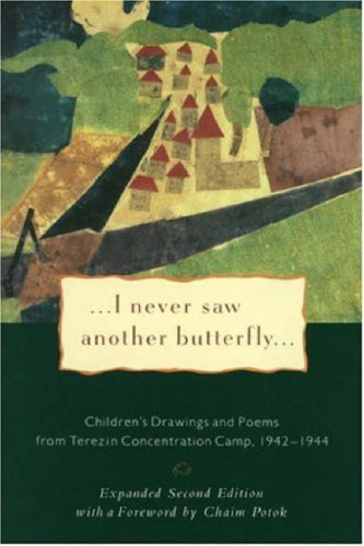 I Never Saw Another Butterfly  2nd edition cover