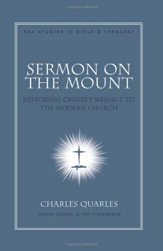 Sermon on the Mount Restoring Christ's Message to the Modern Church N/A edition cover