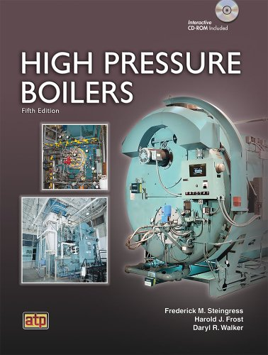 High Pressure Boilers:   2012 edition cover