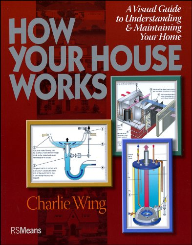 How Your House Works A Visual Guide to Understanding and Maintaining Your Home  2007 edition cover