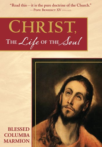 Christ, the Life of the Soul   2005 edition cover