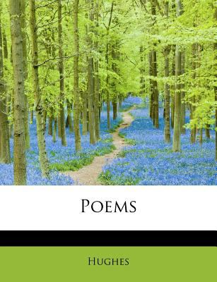 Poems  N/A 9781115965156 Front Cover