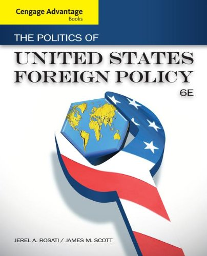 The Politics of United States Foreign Policy:   2013 edition cover