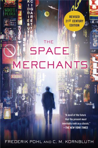 Space Merchants   2011 (Revised) edition cover