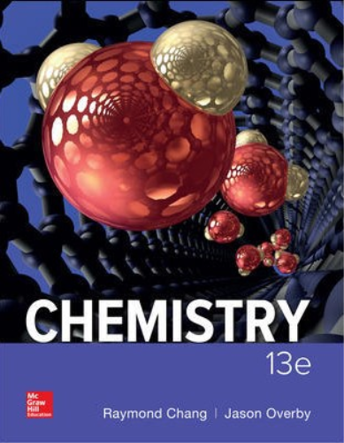 Cover art for Chemistry, 13th Edition