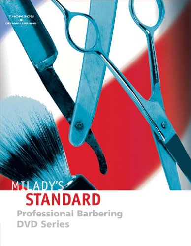 Standard Professional Barbering   2006 9781401880156 Front Cover