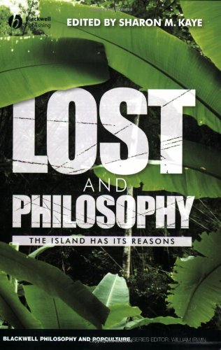 Lost and Philosophy The Island Has Its Reasons  2007 edition cover