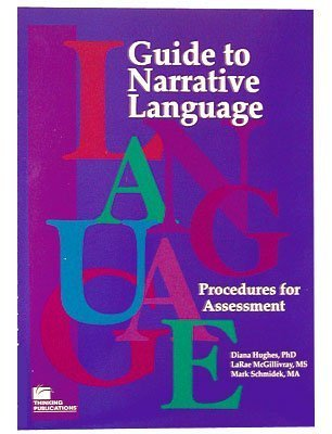 Guide to Narrative Language: Procedures for Assessment  1997 edition cover