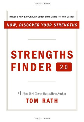 StrengthsFinder 2.0   2007 9781595620156 Front Cover