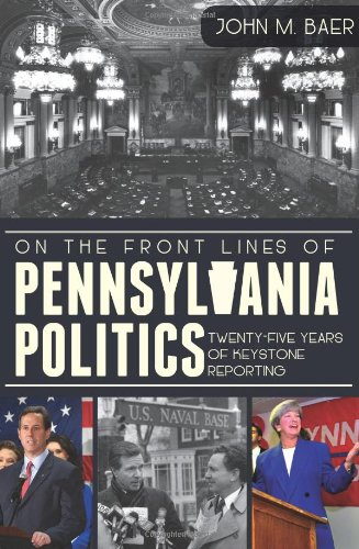 Pennsylvania Politics:   2012 edition cover