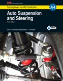Auto Suspension and Steering, A4  4th 2014 edition cover