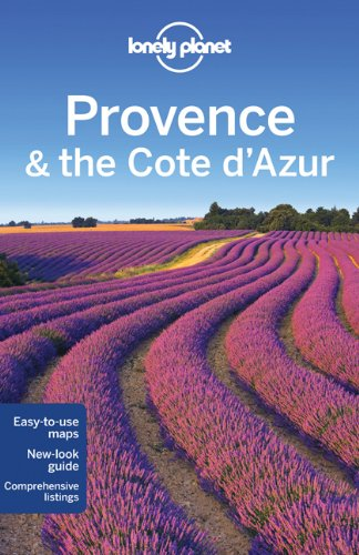 PROVENCE AND THE COTE D'AZUR  7th 2013 (Revised) edition cover