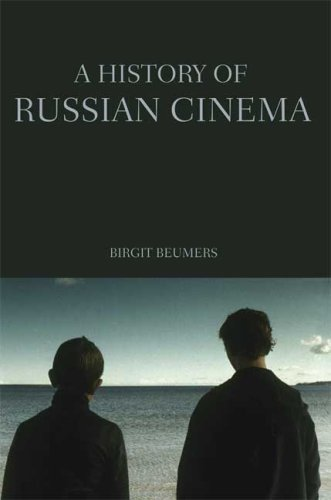 History of Russian Cinema   2008 edition cover
